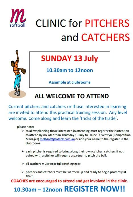 pitch & catch