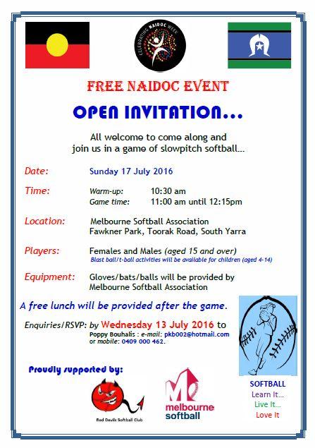 Melbourne Softball Association